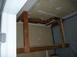 Water Damage Germantown Restoation of Furnace Room