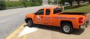 Water Damage Whitehaven Pickup Truck