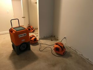 water-damage-restoration-units-and-dryer